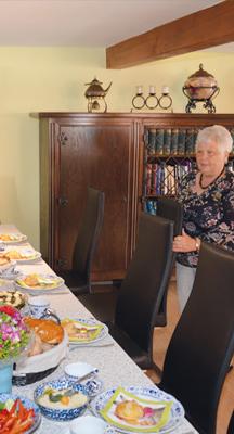 Seniorenbetreuung Organisation von Familienfesten