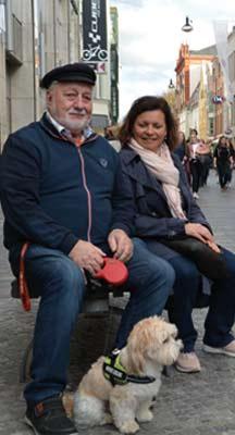 Seniorenbetreuung Spaziergänge, Begleitung in der Freizeit für Senioren
